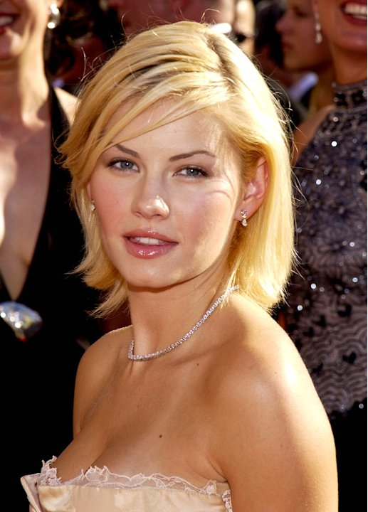 Elisha Cuthbert  at The 54th Annual Primetime Emmy Awards.