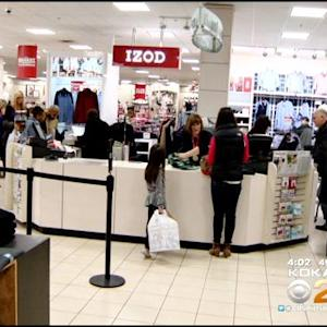 Malls Packed With After-Christmas Shoppers