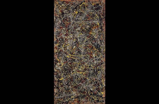 &amp;quot;No. 5, 1948&amp;quot; by Jackson Pollock, sold for $140 million in 2006.