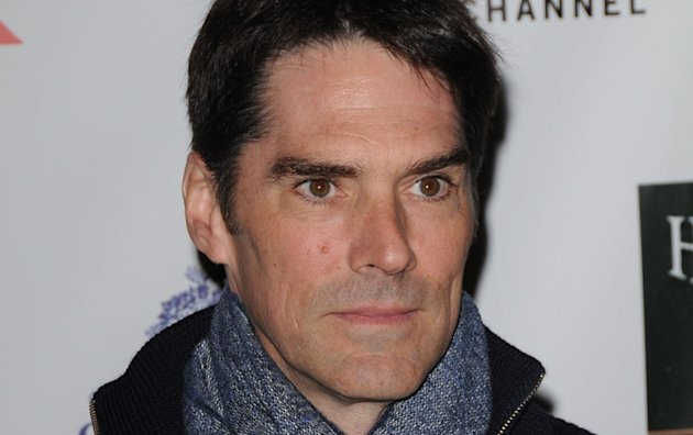 Thomas Gibson : En cellule de dégrisement