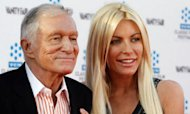 Bride Gets The Huff And Jilts Hugh Hefner