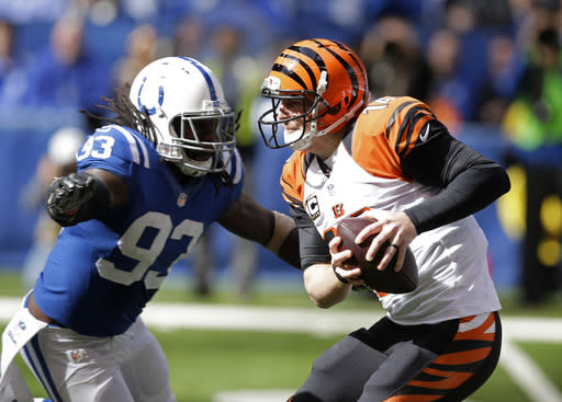 Balanced approach keeps Colts on winning track
