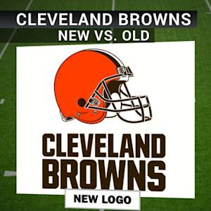 """New"" Cleveland Browns helmet and logo a bust?"