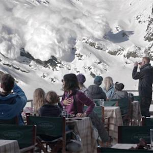 Film Clip: 'Force Majeure'