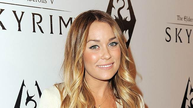 Lauren Conrad Elder ScrollsV Skyrim Launch Party