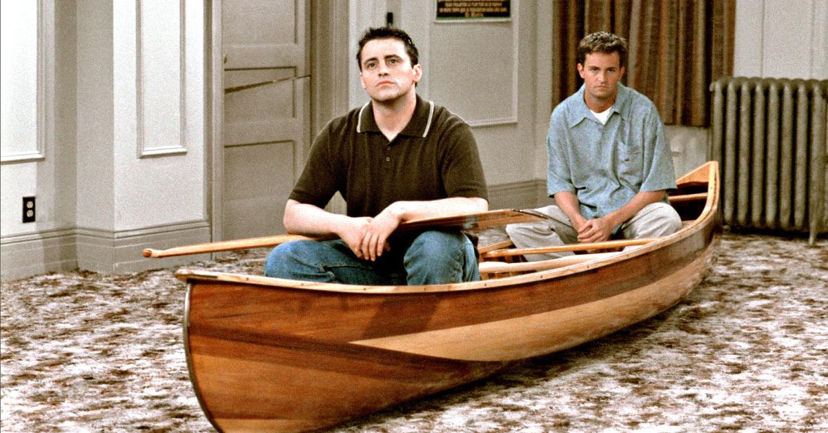 15 Things Fans Never Knew About 'Friends'