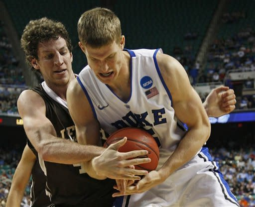 McCollum leads Lehigh to 75-70 upset win over Duke