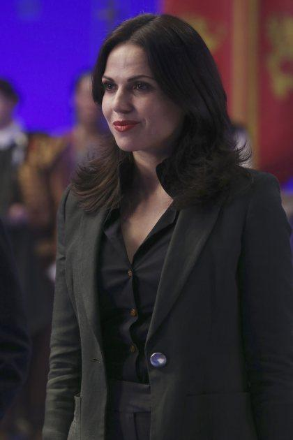 Parrilla Talks 'Once Upon A Time'