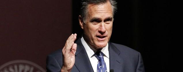 Mitt Romney won't make White House bid in 2016