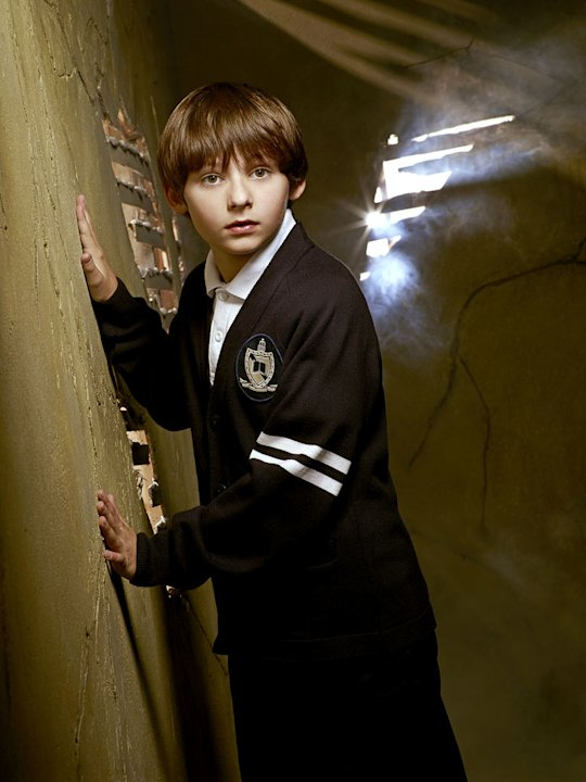 "Jared Gilmore stars as Henry in ""Once Upon a Time."""