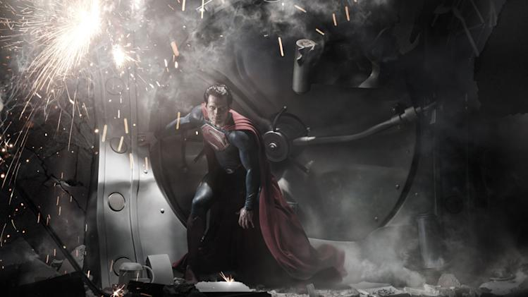 Man of Steel 2012 Warner Bros. Pictures Henry Cavill