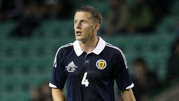Christophe Berra is available for Scotland&#39;s match with Serbia on Saturday