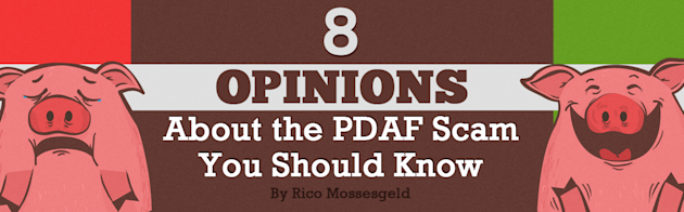 8 Opinions About the PDAF Scam You Should Know Pork-barrel-headlist