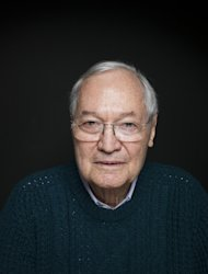 Producer Roger Corman from the film &quot;Virtually Heroes&quot; poses for a portrait during the 2013 Sundance Film Festival on Sunday, Jan. 20, 2013 in Park City, Utah. (Photo by Victoria Will/Invision/AP Images)