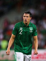 Sean St Ledger said Euro 2012 opponents Spain were 'the best team I have ever played against'