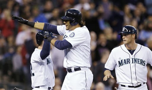 Morse homers as Mariners knock off Orioles 8-3