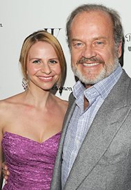 Kayte and Kelsey Grammer | Photo Credits: Jason Merritt/Getty Images