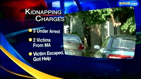 FBI: Manchester kidnappers part of crime ring