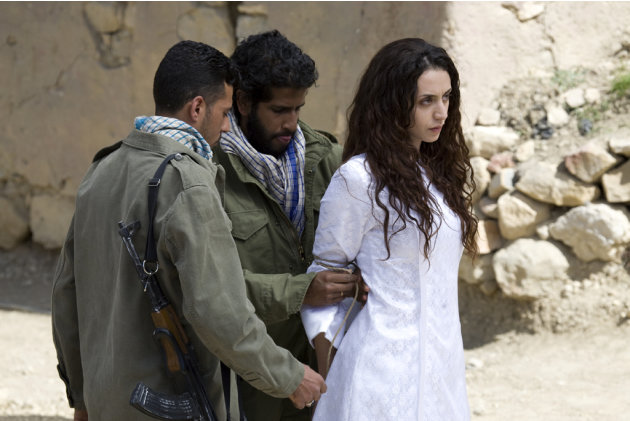 Mozhan Marno The Stoning of Soraya M. Production Stills Roadside Attractions 2009