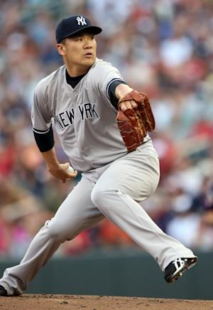 Yankees RHP Tanaka increases workout, feeling fine
