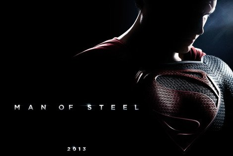 Man of Steel Quad poster