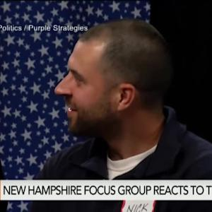 How Does Trump's Straight Talk Sit With NH Voters?
