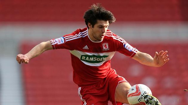Middlesbrough's George Friend (PA)