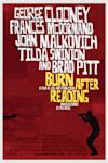 Poster of Burn After Reading