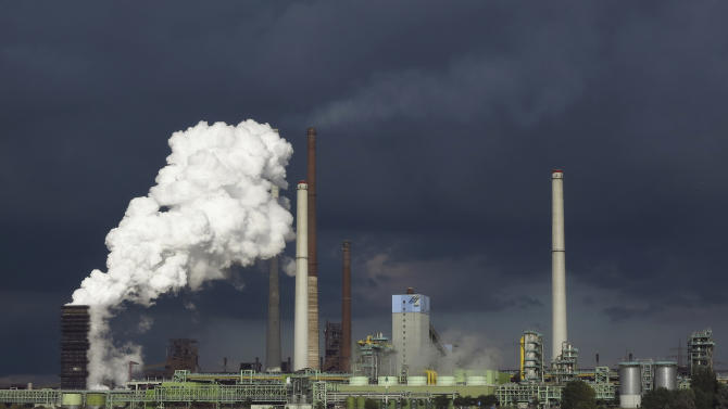 Eurozone industrial output slumps in July