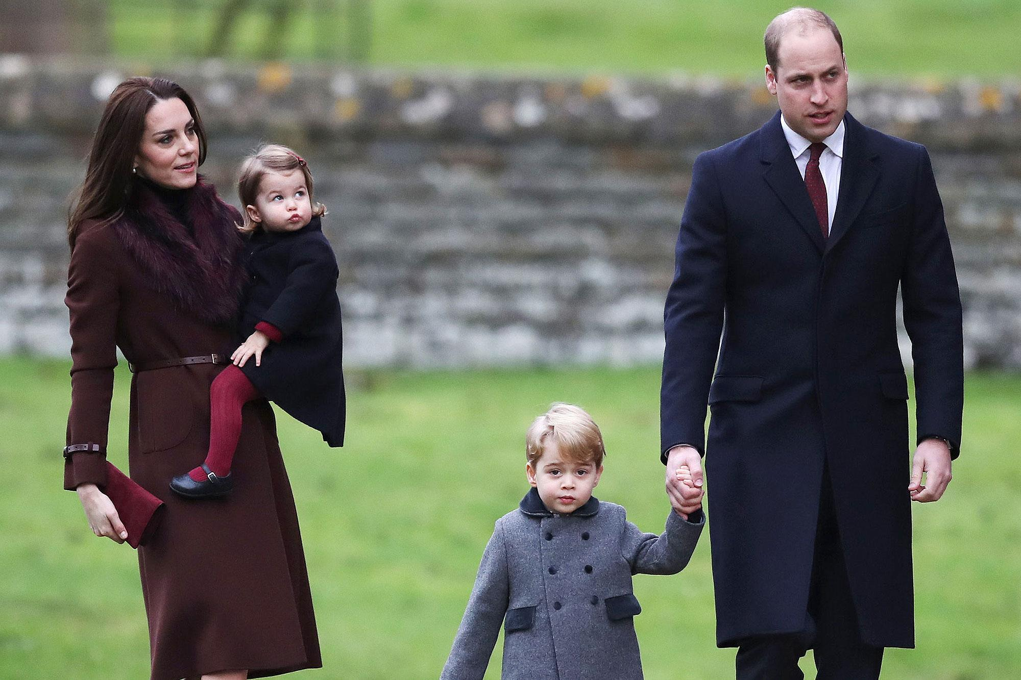 Prince William and Princess Kate Are Moving to London! All About Their School Plans for George and Charlotte