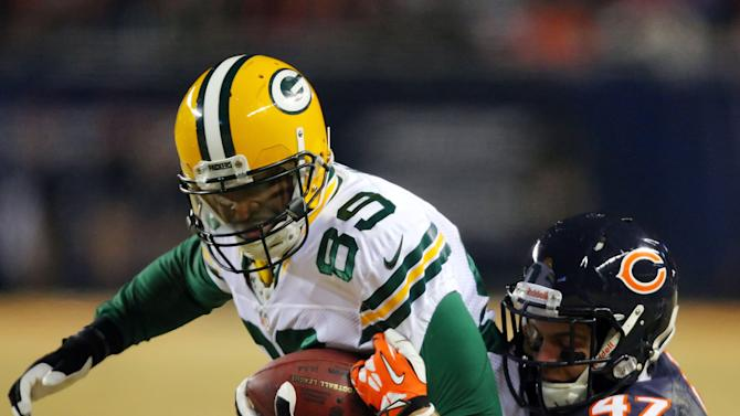 NFL: Green Bay Packers at Chicago Bears