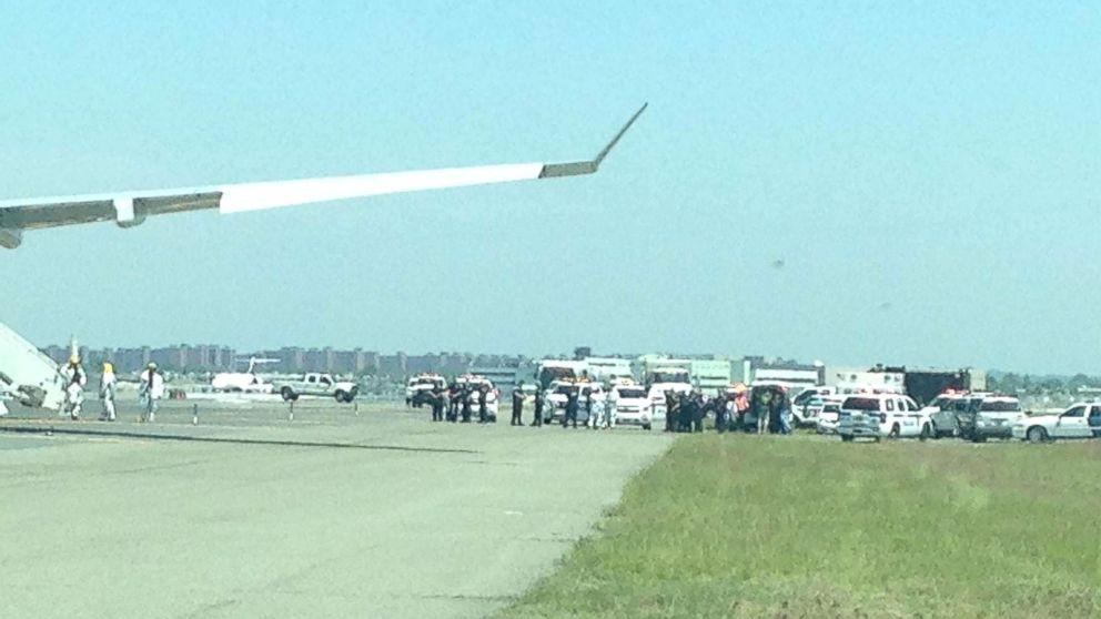 Fighter Jets Scramble Following Reports of Multiple Threats to Passenger Planes, Officials Say