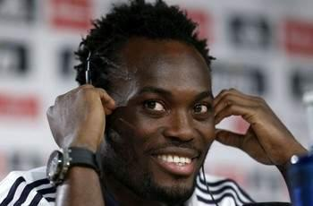 Real Madrid's Essien sets sights on second UEFA Champions League triumph