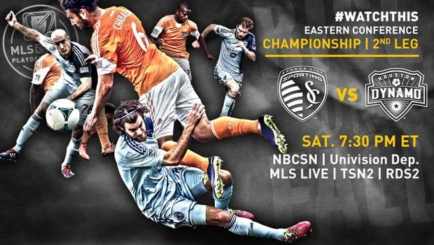 Sporting KC vs. Houston Dynamo | MLS Cup Playoffs Eastern Conference Championship 2nd Leg Preview