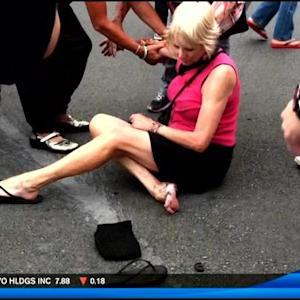 11PM UPDATE | Woman injured during Comic-Con zombie walk