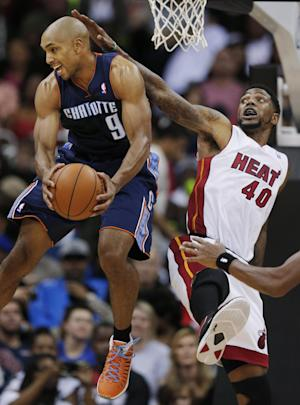 Heat beat Bobcats 86-75 in preseason