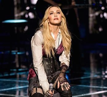 Hot 'Hamilton' Star To Madonna: No Selfie For Madame Rudeness