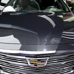 Cadillac defines a new era of luxury with tech