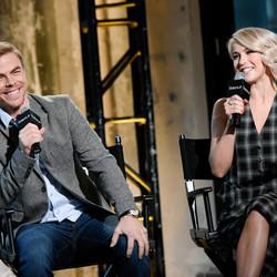 Julianne And Derek Hough Weigh In On Mystery 'DWTS' Contestant