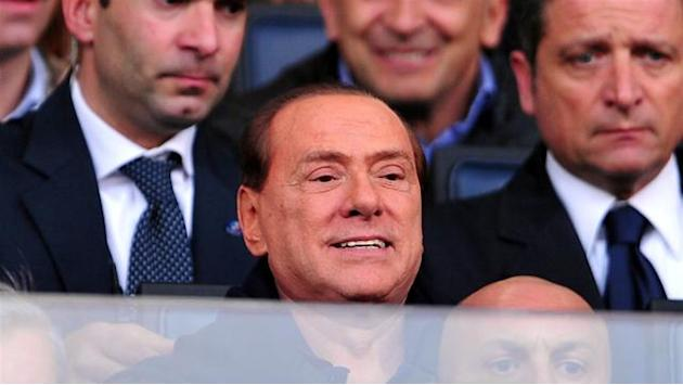 Serie A - Berlusconi flies in to motivate Milan