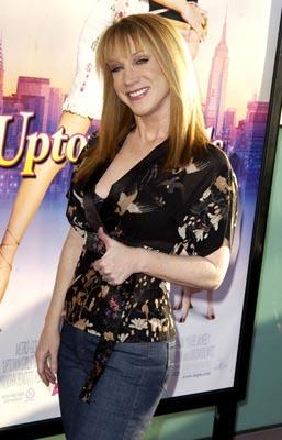 Kathy Griffin at the LA premiere of Uptown Girls