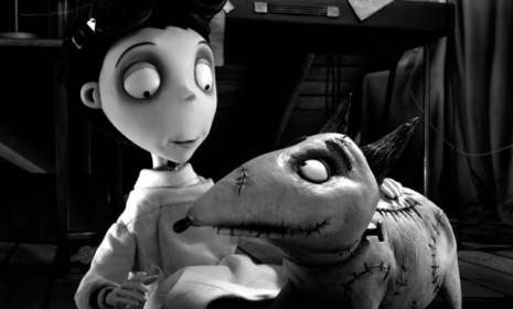 Tim Burton's Frankenweenie tells the surprisingly sweet tale of a boy so devoted to his dead dog that he figures out a way to bring him back to life.