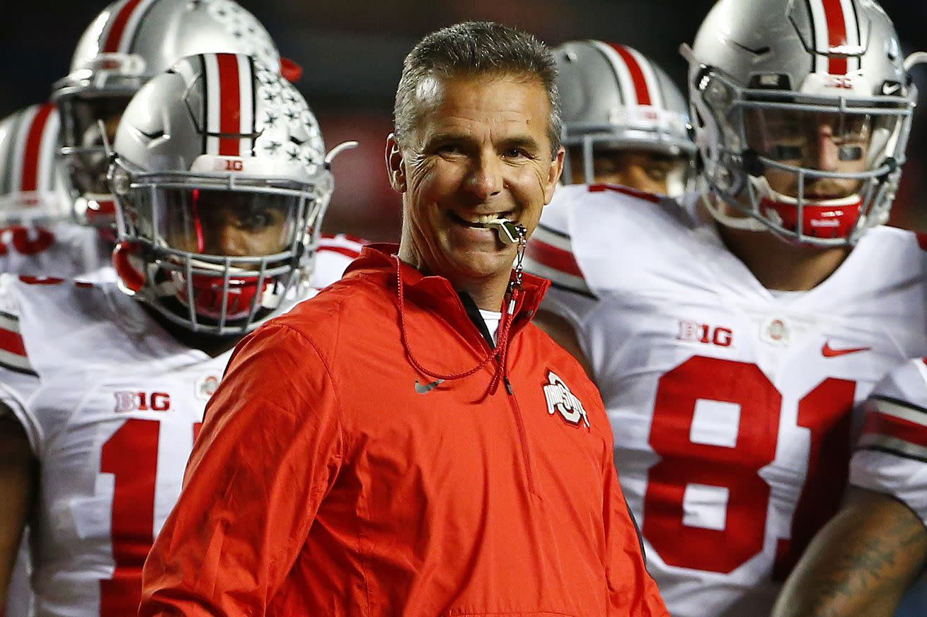 These 128-team projections suggest Big Ten football will take a step back in 2016