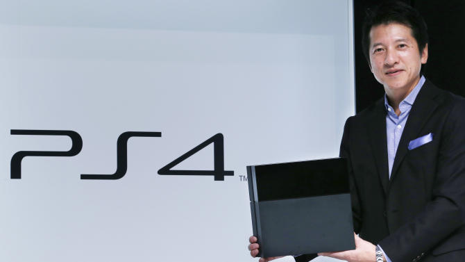 PlayStation 4 won't sell in Japan until February