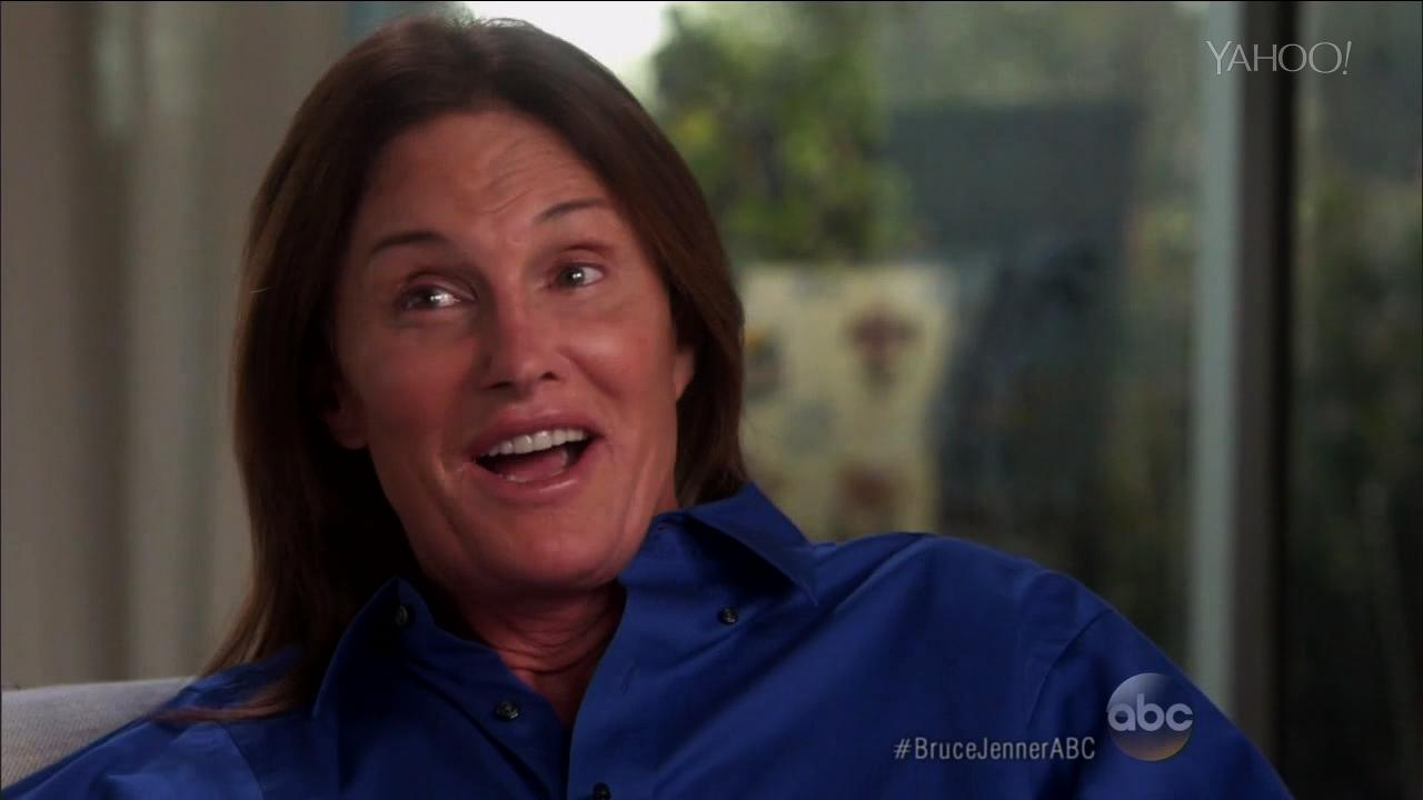 Bruce Jenner comes out as transgender, says 'I am a woman'