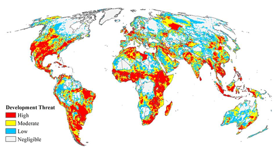 The Future of Global Development, Mapped
