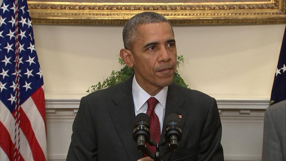 'No Specific' Threat to US as Holidays Approach, Obama Says
