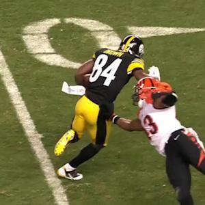 Wk 17 Can't-Miss Play: Brown runs past Bengals
