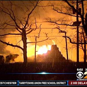 Fire Destroys Public Works Garage In New Jersey