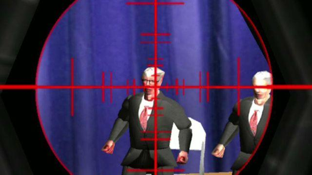 Outrage over violent video game that targets NRA officials